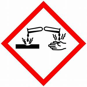 Pics For > Physical Hazards Symbol