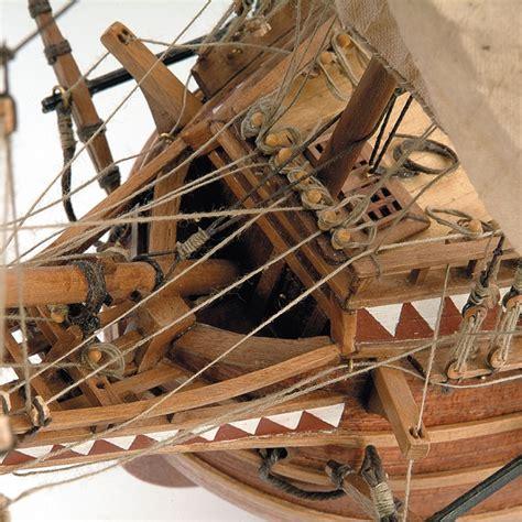 maquette bateau en bois mayflower artesanialatina