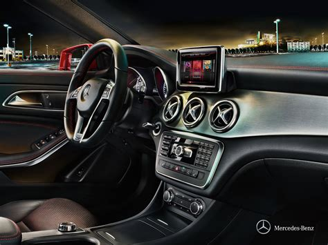 As mentioned above, the mechanicals. Pics of cla amg line interior