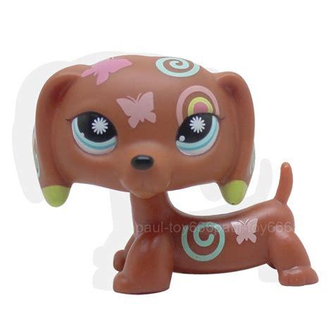 littlest pet brown dachshund dog puppy tattoo