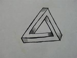Bilder Zeichnen Für Anfänger : zeichnen f r anf nger how to draw the impossible triangle bestimmt f r zeichnungen f r ~ Frokenaadalensverden.com Haus und Dekorationen