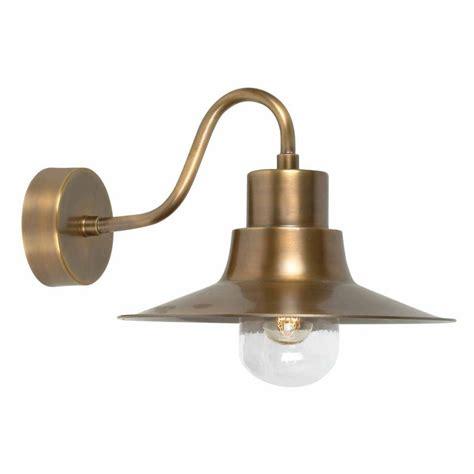 elstead lighting sheldon single light solid brass outdoor