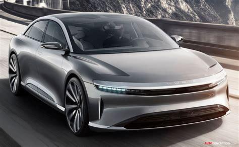 Lucid Motors 'air' Electric Car Unveiled Autoconceptioncom