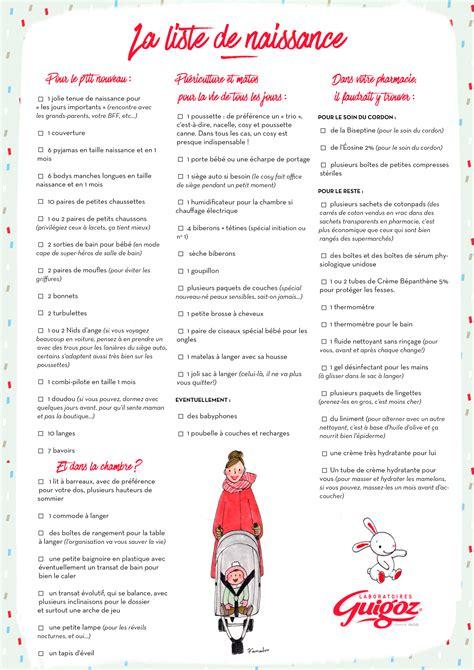 liste chambre bébé 10 astuces pour accueillir votre bébé sereinement guigoz