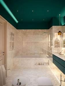 Devis Peinture Plafond : peinture de plafond pour salle de bain le prix et nos conseils ~ Dode.kayakingforconservation.com Idées de Décoration