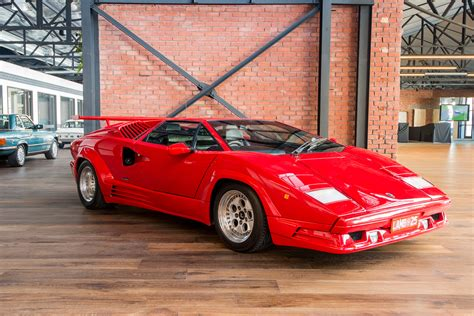lamborghini countach  anniv richmonds