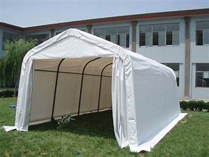 Temporary Garage Canopies – Matt and Jentry Home Design