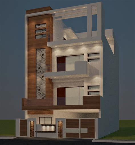 for floor building house elevation designer in delhi ncr gurgaon