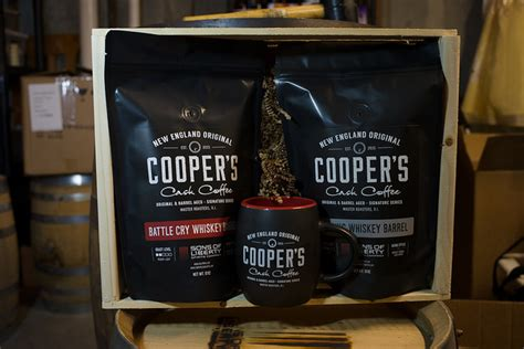 Add a coopers cask coffee coupon. Barrel Aged Coffee Box Set - Cooper's Cask Coffee Company