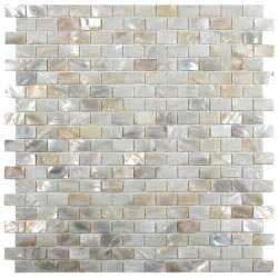 brick tile kitchen backsplash brick pearl shell tile kitchen backsplash subway tile outlet