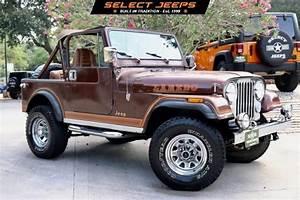 Used 1984 Jeep Cj7 Cj7 For Sale  Special Pricing
