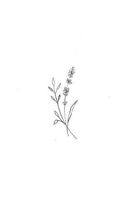 Drawing Sketches Simple Aesthetic 28 Ideas #drawing | Tattoos, Flower drawing, Simple aesthetic