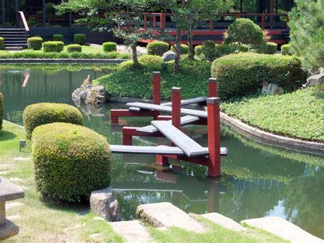 diy japanese garden 17 awesomely neat diy garden bridge ideas