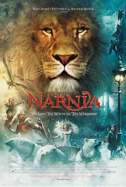 Narnia Chronicles Lion Wardrobe Witch 2005