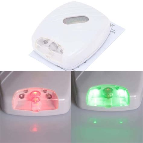 motion activated night light led human motion activated pir light sensor toilet l