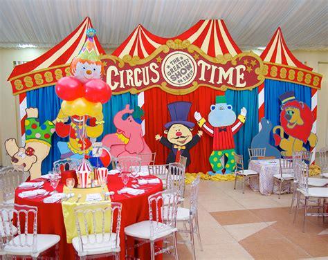 circus theme decoration ideas elitflat