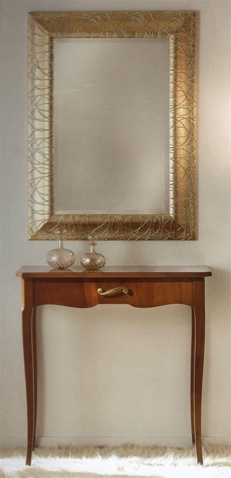 ingresso arte povera consolle specchiera ingressi specchio arte povera ingresso