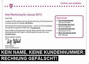 Gefälschte Telekom Rechnung Per Post : wieder gef lschte telekom rechnungen mit virus per email ~ Themetempest.com Abrechnung