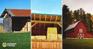 how to build a sturdy functional pole barn fast and for With cost to build a wood barn