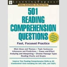 Gre Material Download, Gre Math, Gre Verbal 501 Reading Comprehension Questions