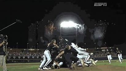 Vanderbilt National Admissions Baseball Champions Celebration Championship