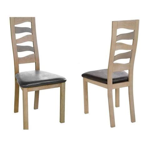chaises de salle à manger chaise de salle à manger vague
