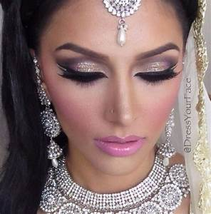 Beauty Thursday: Bold Dramatic Eyes | bride makeup ...