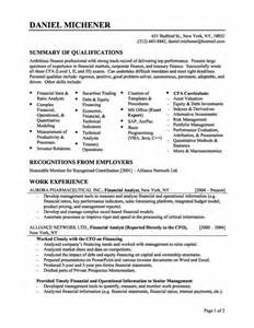 skills to put on a resume for accounting resume for skills financial analyst resume sle resumes resume template