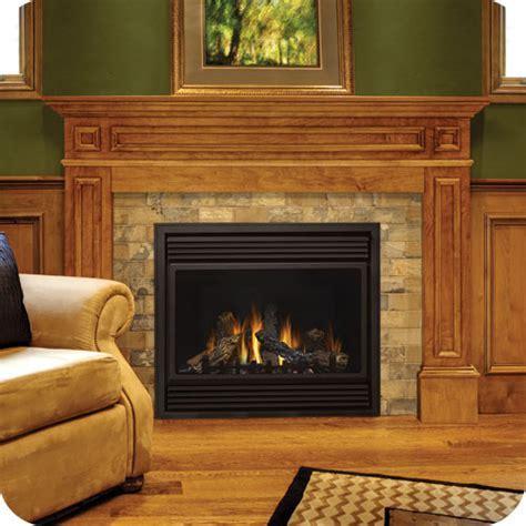 Gas Fireplaces   Fox Valley Stone & Brick