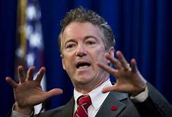 Rand Paul to vote against Trump's national emergency declaration?…