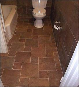 25 wonderful ideas and pictures of decorative bathroom for Tile bathroom floor