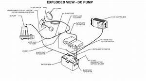 Zoeller Aquanot 508 Battery Backup Sump Pump System