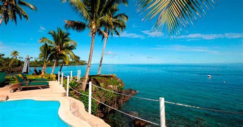 paradise taveuni resort honeymoon andor scuba diving  fiji