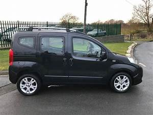 Used 2010 Fiat Qubo 1 3 Jtd Diesel Wheelcahir Fully Electric Sirus Switch Conversion Drive From