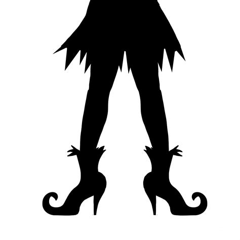 halloween silhouette images public domain pictures