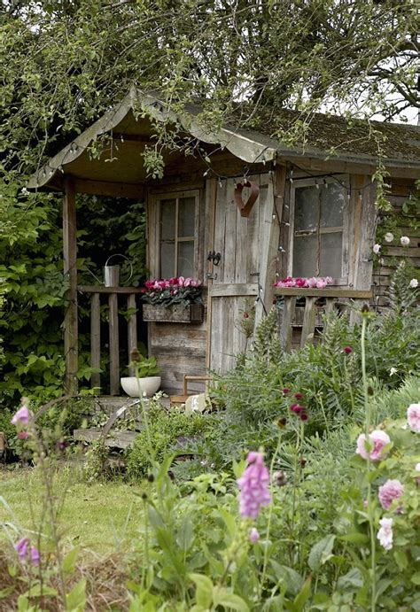 rustic garden sheds jane csie s hshire haven daily mail online
