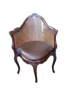 louis xv fauteuil de bureau ref 40585