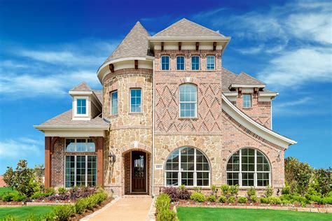 grand homes harrington mills house  sale  plano tx