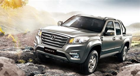 great wall steed  il nuovo pick  cinese arriva