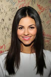 Adriana Lima Red Carpet by Victoria Justice Tapes An Appearance On Good Day New York