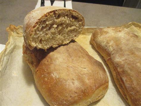 ciabatta bread  sourdough yeast recette aussi en francais ciabatta  lievito madre