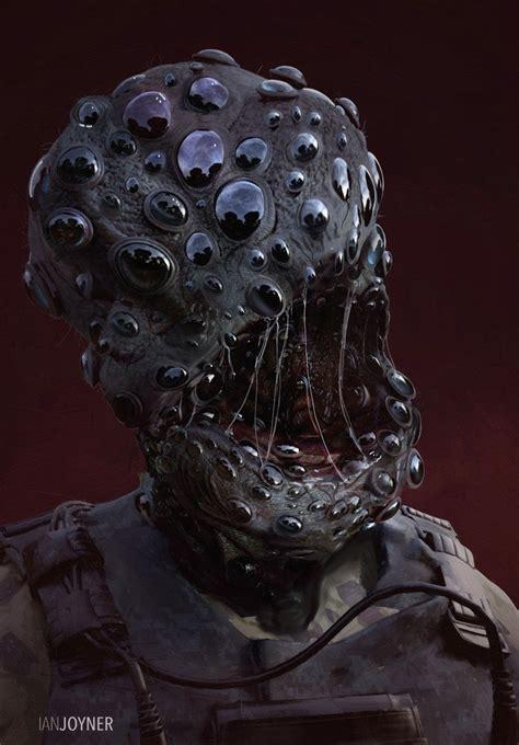 Gwaaaah (Suicide Squad Eyeball Monster) By Ian Joyner On ...