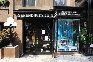 """""""Serendipity is the faculty of finding things we did not ..."""