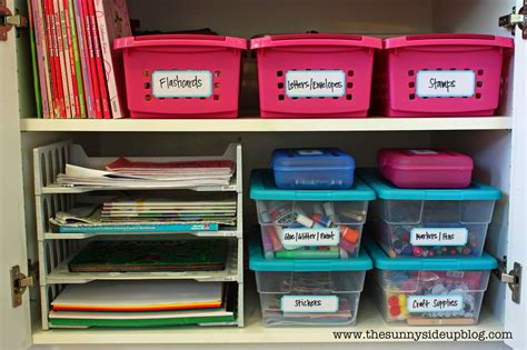 laundry room closet organization ideas organized craft supplies the side up