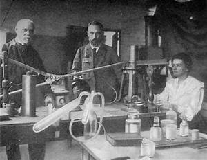 Lateral Science: THE DISCOVERY OF RADIUM by Marie Curie