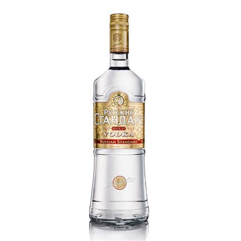 Russian Standard Vodka Gold 750ML : Buy Wine, Beer & Spirits Online, Luekensliquors.com