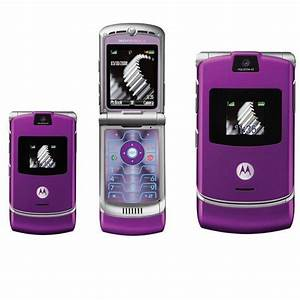 Motorola RAZR V3 Unlocked flip Mobile Phone New Boxed 10 ...