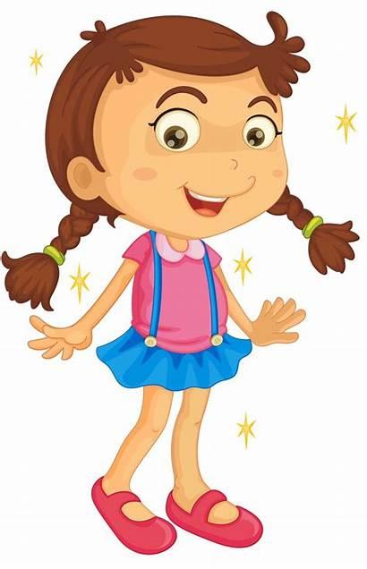 Clipart Child Anime Cartoon Children Woman Clip