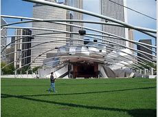 Jay Pritzker Pavilion, Gehry Partners Chicago United
