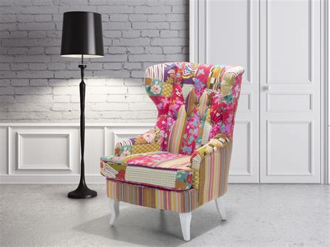 Upholstered Armchair, Wingback Chair, Settee, Living Room